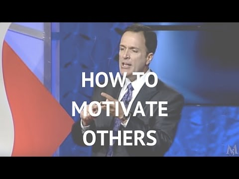 Mastering How to Motivate Others | Mark Sanborn Leadership Speaker