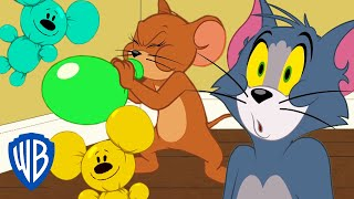 Tom & Jerry | Balloon Blowing Party | WB Kids