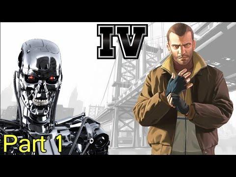 GTA IV - Mod Messin - Part 1