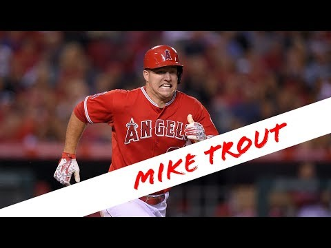 Mike Trout 2018 Highlights [HD]