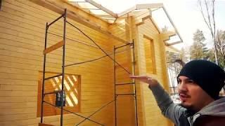 видео Газобетонные дома под ключ в Тюмени