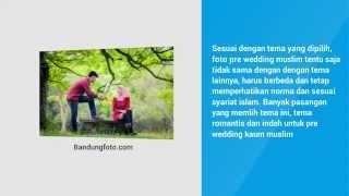 Tema Foto Pre Wedding Indoor Muslim Indah Dan Romantis | 0822 3000 8778