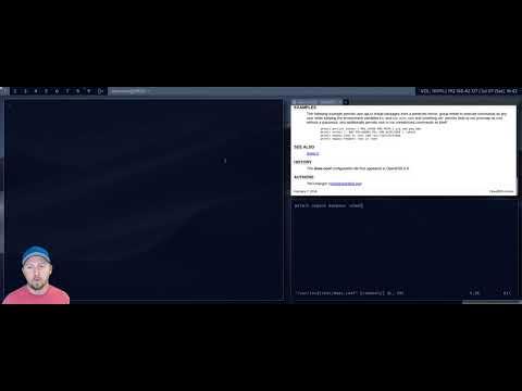 sudo schmudo    Why aren't we all using doas? [FreeBSD