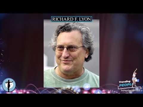 Richard F  Lyon ⭐️ TRENDING PEOPLE ⭐️