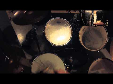 Your Betrayal - Bullet For My Valentine - Drum Cover - GoPro - First Person View