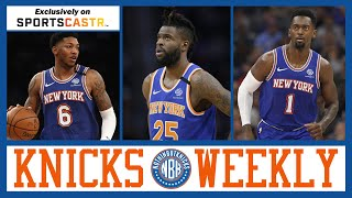 Knicks Weekly | Roster Decisio…