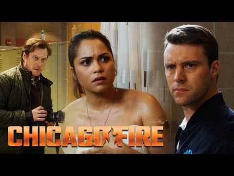Casey Catches Perverted Photojournalist | Chicago Fire