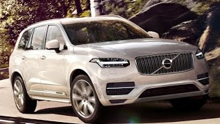2016 volvo xc90 start up and review 2 0 l super turbo charged 4 cylinder