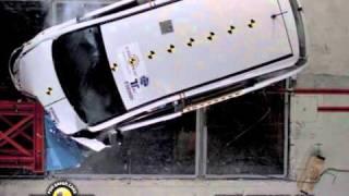 Euro NCAP | Landwind CV9 | 2010 | Crash test