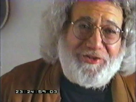 """Jerry Garcia Interview """"The History of Rock 'N' Roll"""""""