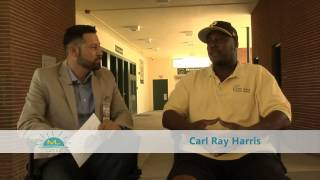Ricardo interview with Carl Ray Harris ~ Movimiento Latino Show #7 8/22/15