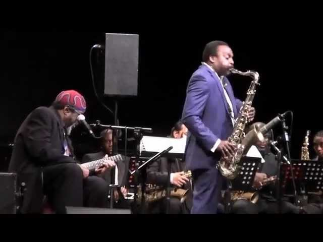 James Blood Ulmer and David Murray Blues Big Band