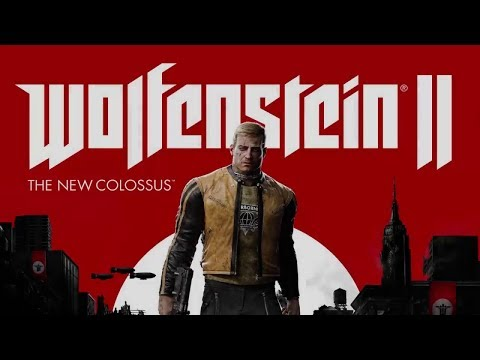 Прохождение Wolfenstein II: The New Colossus [Часть 8] - Венера