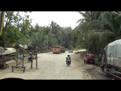 Travel with me from Bad-as Placer, Surigao del Norte to Tubod, Surigao del Norte