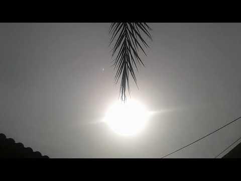 Solar Eclipse 2017 from Dominican Republic × Eclipse Solar desde República Dominicana ◀ Synneel 🌴