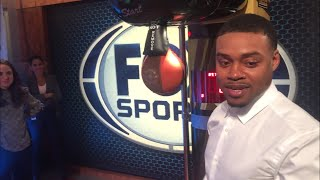 ERROL SPENCE PUNCHES OVER 800 & ISN'T SATISFIED WITH RESULT; FEELS ROBBED BY PUNCHING MACHINE