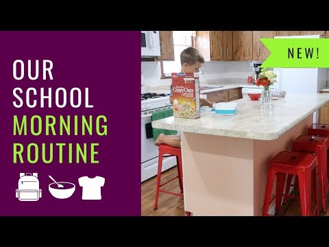 Our School Morning Routine | 2018 Back To School