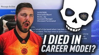 Gambar cover FIFA 19 - I DIED IN CAREER MODE!?