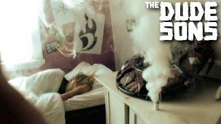 Smoke Bomb Wake Up Prank!