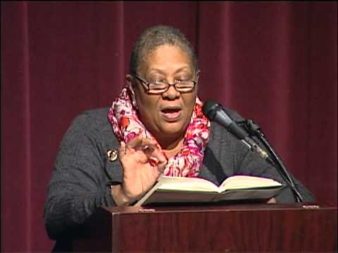 A Free Public Reading With Award Winning Poet Marilyn Nelson