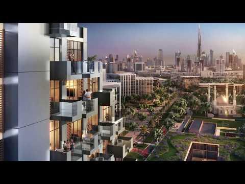 Azizi Developments: Farhad Azizi Residence in Dubai Healthcare City
