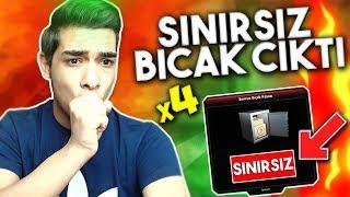 4 TANE SINIRSIZ BICAK ÇIKARTTIM ÇILDIRIYORUM !!-ZULA