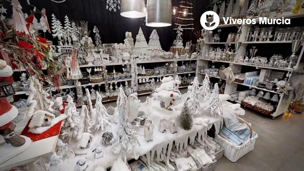 Visita virtual navidad 2018 en viveros murcia youtube - Viveros de murcia ...