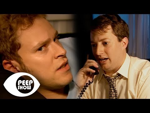 The Voicemail - Peep Show