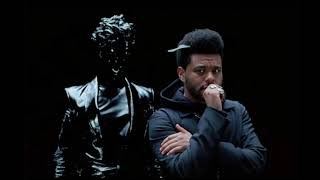 The Weeknd & Gesaffelstein - Lost in the Fire (1 hour loop)