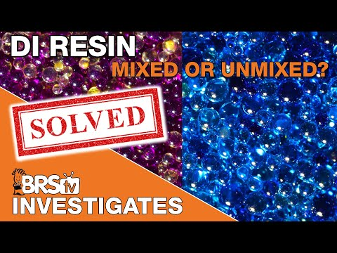 Does mixed bed DI resin really need to be mixed? | BRStv Investigates