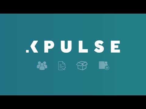 KPulse, le logiciel de gestion qui correspond à vos besoins