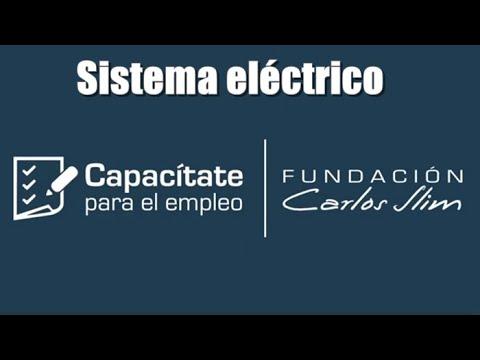 El sistema eléctrico de un vehículo