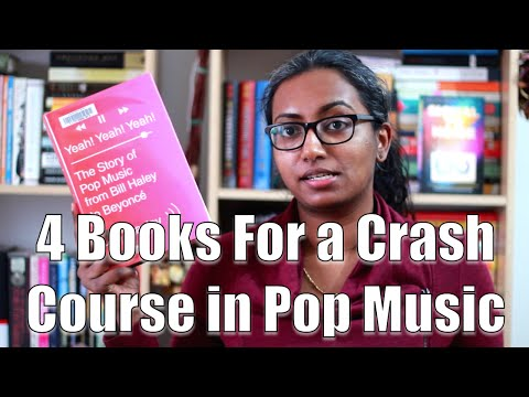 4 Books for a Crash Course in Pop Music
