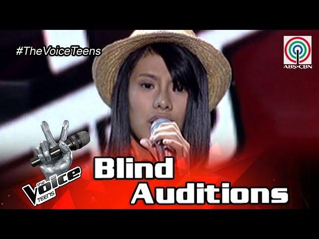 The Voice Teens Philippines: Nisha Bedana - Laserlight