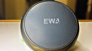 EWA A110 bluetooth speaker Full review
