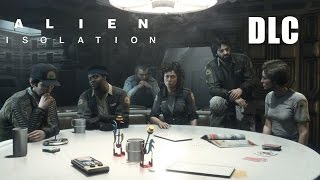 Alien Isolation - Equipaggio Sacrificabile DLC - Gameplay ITA - Walkthrough - Sopravvivenza estrema