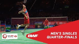 Download lagu MS LIN Dan vs LEE Chong Wei BWF 2018 MP3