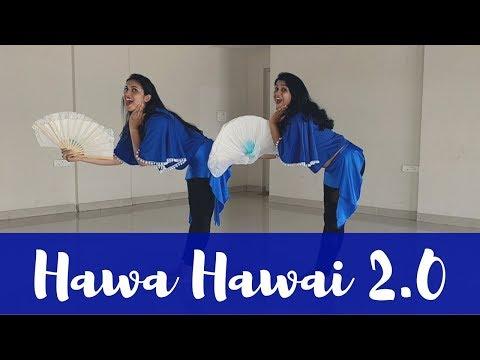 Hawa Hawai 2.0 | Tumhari Sulu | Fan Veil fusion | Vidya Balan