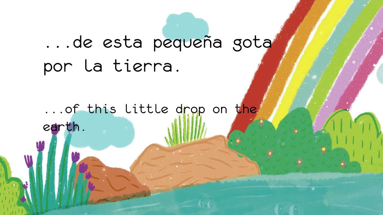 Las Aventuras De Una Gota De Agua The Adventures Of A Drop Of Water Youtube