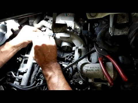 2008 Dodge Ram 1500 Fuse Box Sprinter Glow Plugs Replacement Youtube
