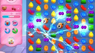 Candy Crush Saga   level 205 no boosters