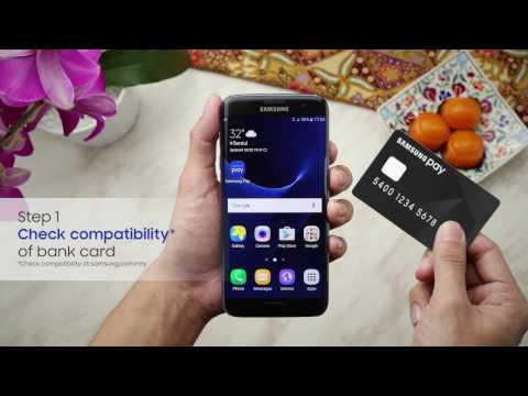 Samsung Pay: Set Up
