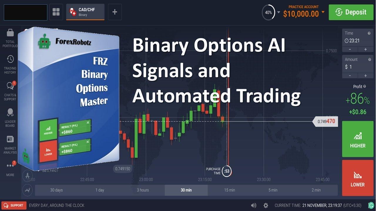 master binary options
