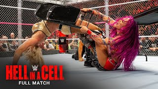FULL MATCH - Sasha Banks vs. Charlotte - Raw Women's Title Hell in a Cell Match: Hell in a Cell 2016