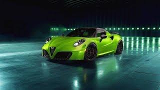 Pogea Racing Alfa Romeo 4C 2013 Videos