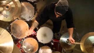 Death Metal Drumming - Enthrallment (Bulgaria)