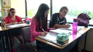 Канадская частная школа. Часть 2. Тема: Как устроена школа.(, 2015-06-23T14:02:32.000Z)