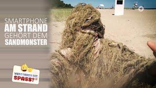 Das Sandmonster   Verstehen Sie Spaß?