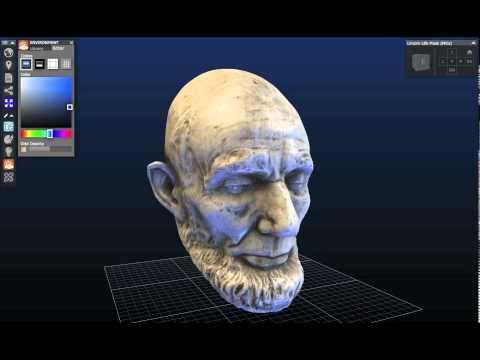Hidden Features Of 3D Explorer - Split Screen