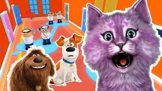 Я - СОБАКА?! ОББИ ТАЙНАЯ ЖИЗНЬ ДОМАШНИХ ЖИВОТНЫХ roblox obby The Secret Life of Pets